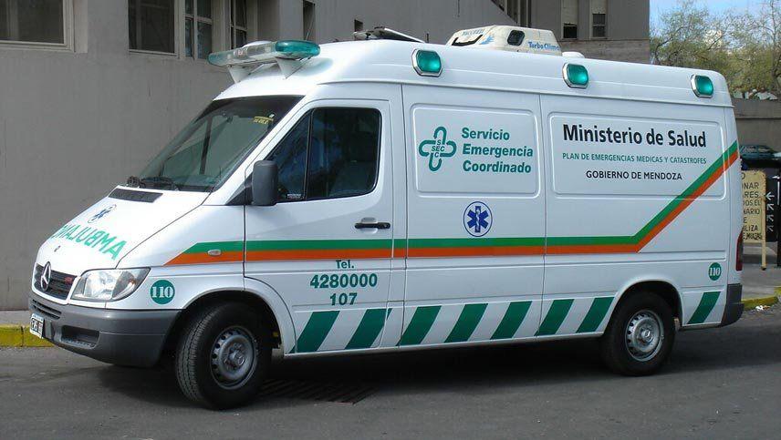 Accidente fatal: murió al ser aplastado por un tractor.
