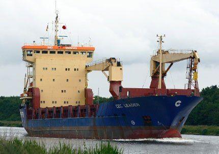 El Gobierno frenó el embarque de un buque extranjero