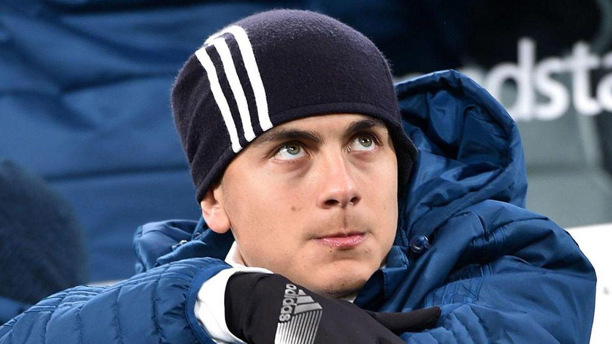 Paulo Dybala tendría las horas contadas en la Juventus