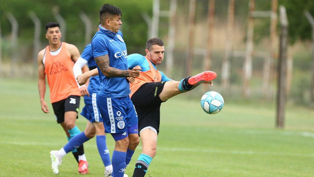 Godoy Cruz se probó con Belgrano y no la pasó bien