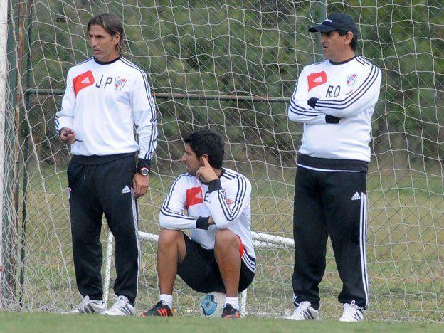 Ramón confirmó el equipo y afirmó que River no perder de nuevo