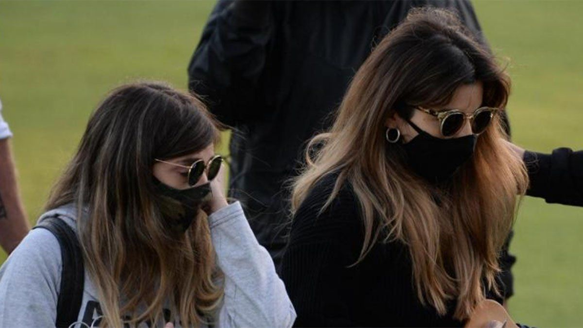 Causa Maradona: la Justicia aceptó a Dalma y Gianinna como querellantes