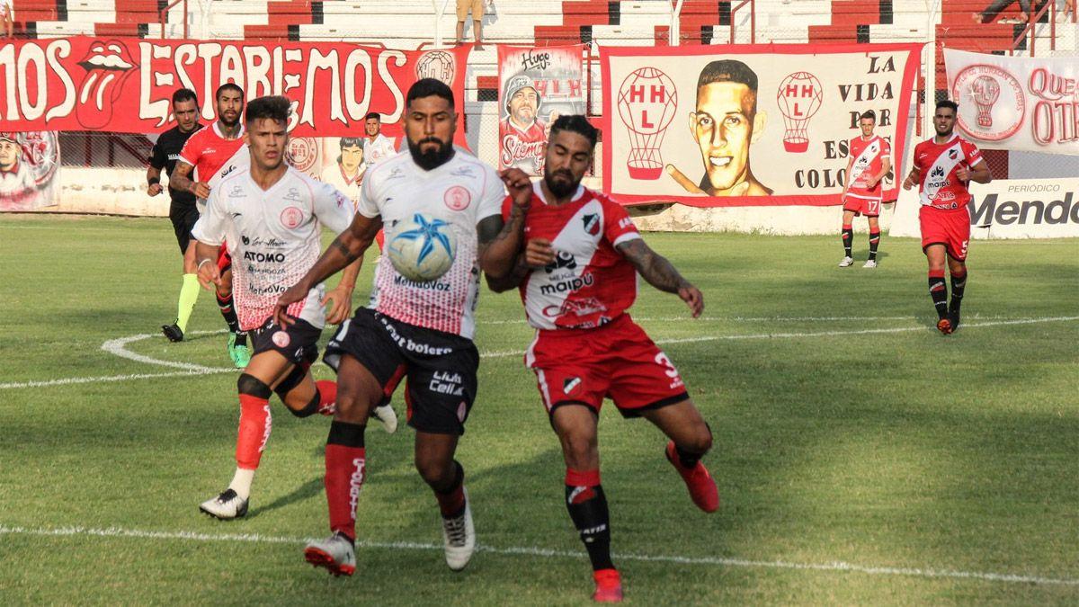 Fixture confirmado para Deportivo Maipú y Huracán Las Heras