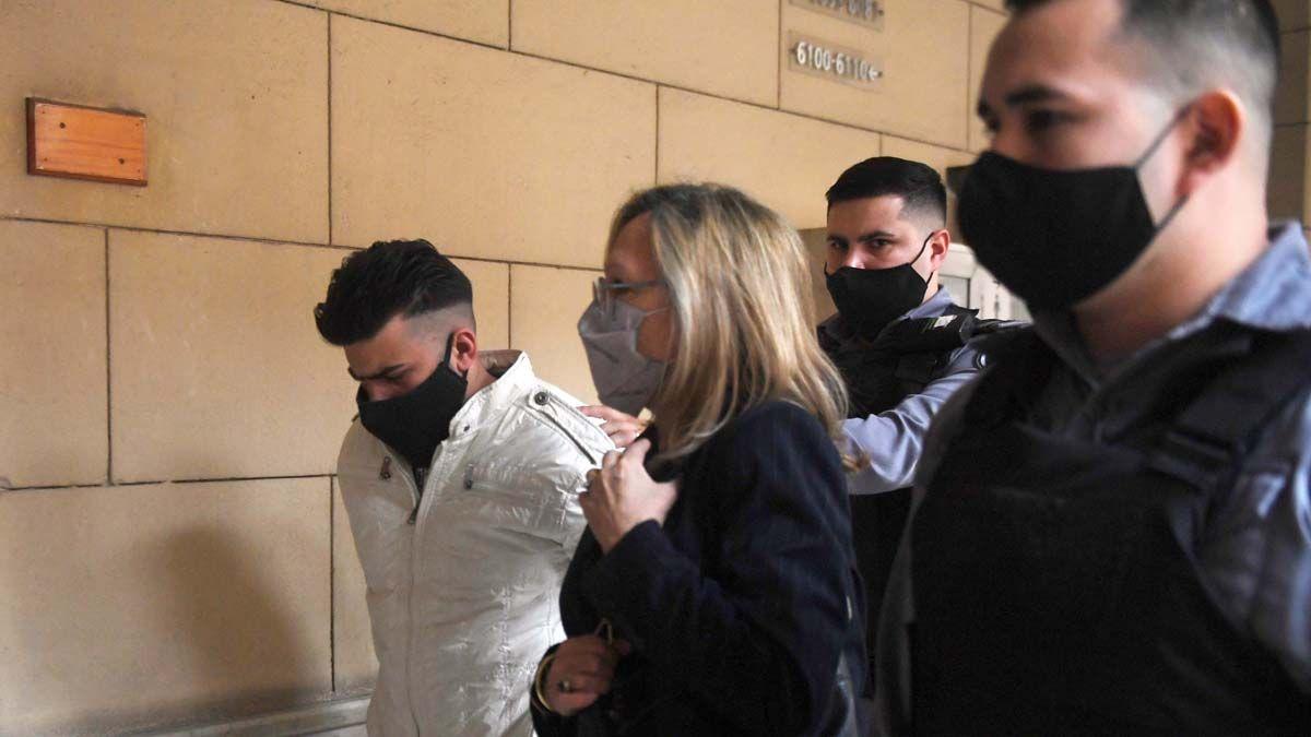 Juan José Navarro Cádiz, el autor de los disparos que mataron al diputado Héctor Olivares y a su asesor, fue condenado a 45 años de prisión.