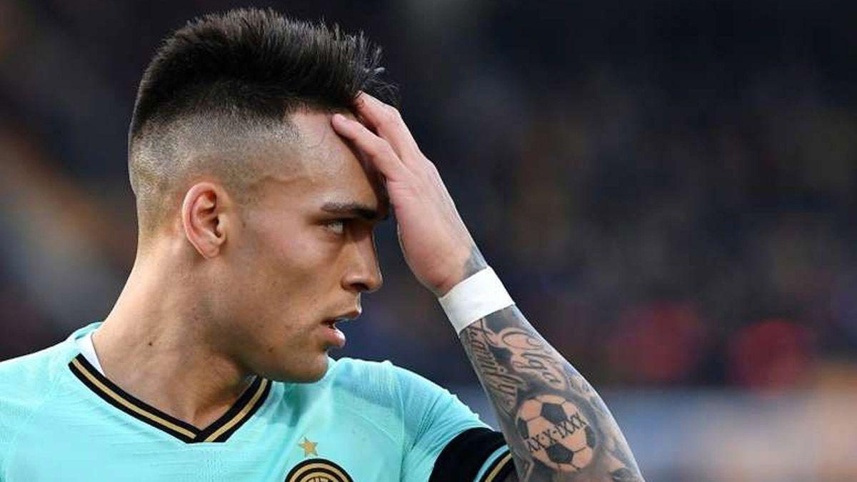 Barcelona presentó su última oferta por Lautaro Martínez