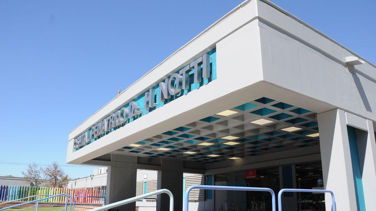 El Hospital Humberto Notti por ahora se resiste a volver a atender adultos