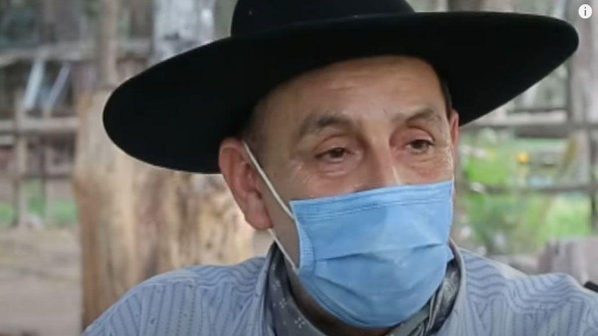 El Chaqueño Palavecino padece la crisis que desató el coronavirus.