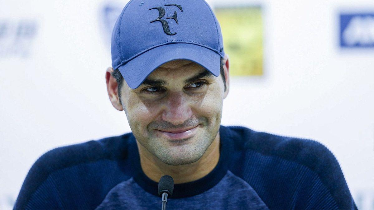 Roger Federer y un anuncio que muchos esperaban