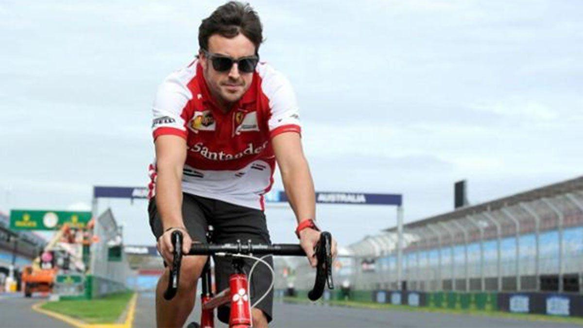 Cómo está Fernando Alonso después del accidente
