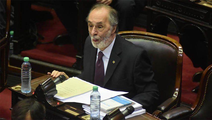 El diputado Pablo Tonelli.