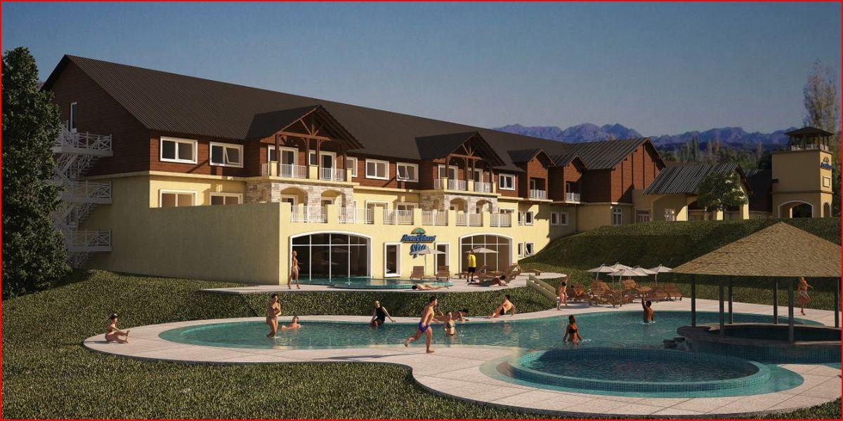 La cadena hotelera Howard Johnson retomó en San Rafael en abril la construcción de un complejo con 120 habitaciones