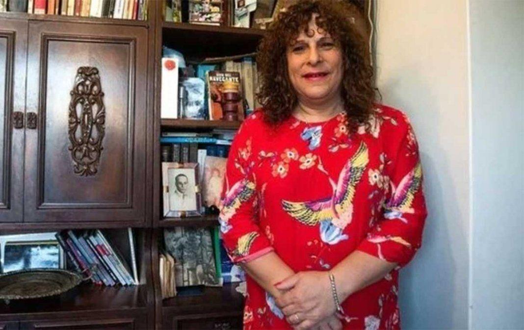 La abogada trans Cristina Montserrat Hendrickse logró que se rectifiquen sus datos en un decreto de la última dictadura militar