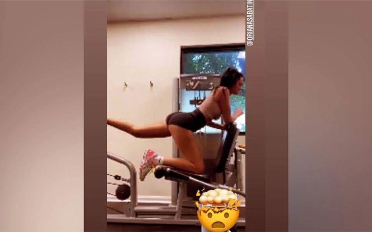 Las jugadas calzitas de Oriana Sabatini que reventaron Instagram