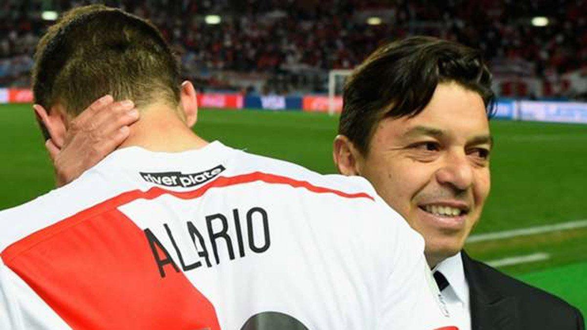 River desmintió un supuesto interés por Lucas Alario