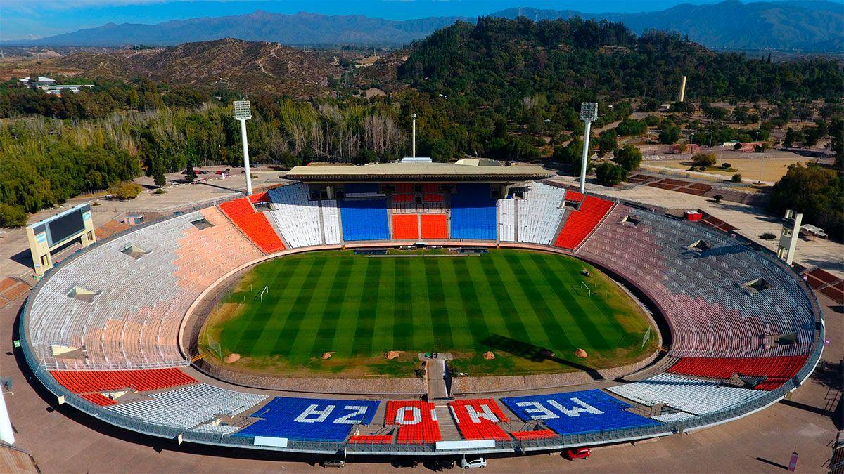 El Estadio Malvinas Argentinas cumple 43 años