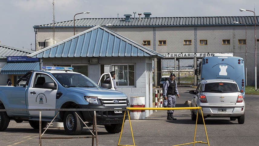 Ordenaron allanar la cárcel de Ezeiza por espionaje a exfuncionarios kirchneristas