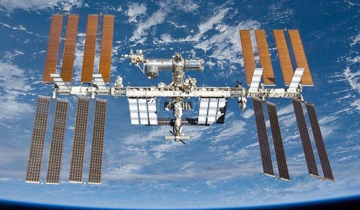 La Estación Espacial Internacional podrá verse en la noche de este domingo en San Juan