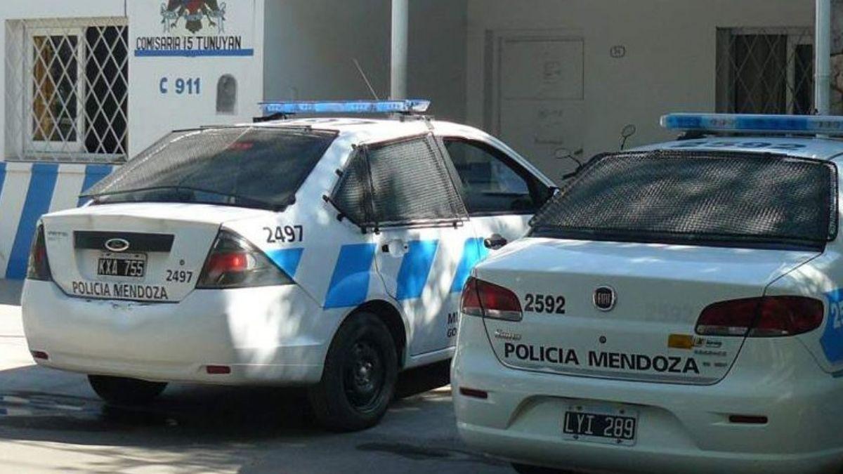 La Comisaría 15° de Tunuyán intervino en el caso del joven que resultó con una herida de bala luego de que otro lo atacara por la espalda.