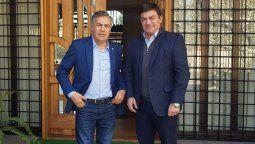 Las diferencias entre la UCR y el PRO a sólo dos días de la presentación de los frente electorales para las próximas elecciones son evidentes. En la negociación no logran acordar Alfredo Cornejo y Omar De Marchi.