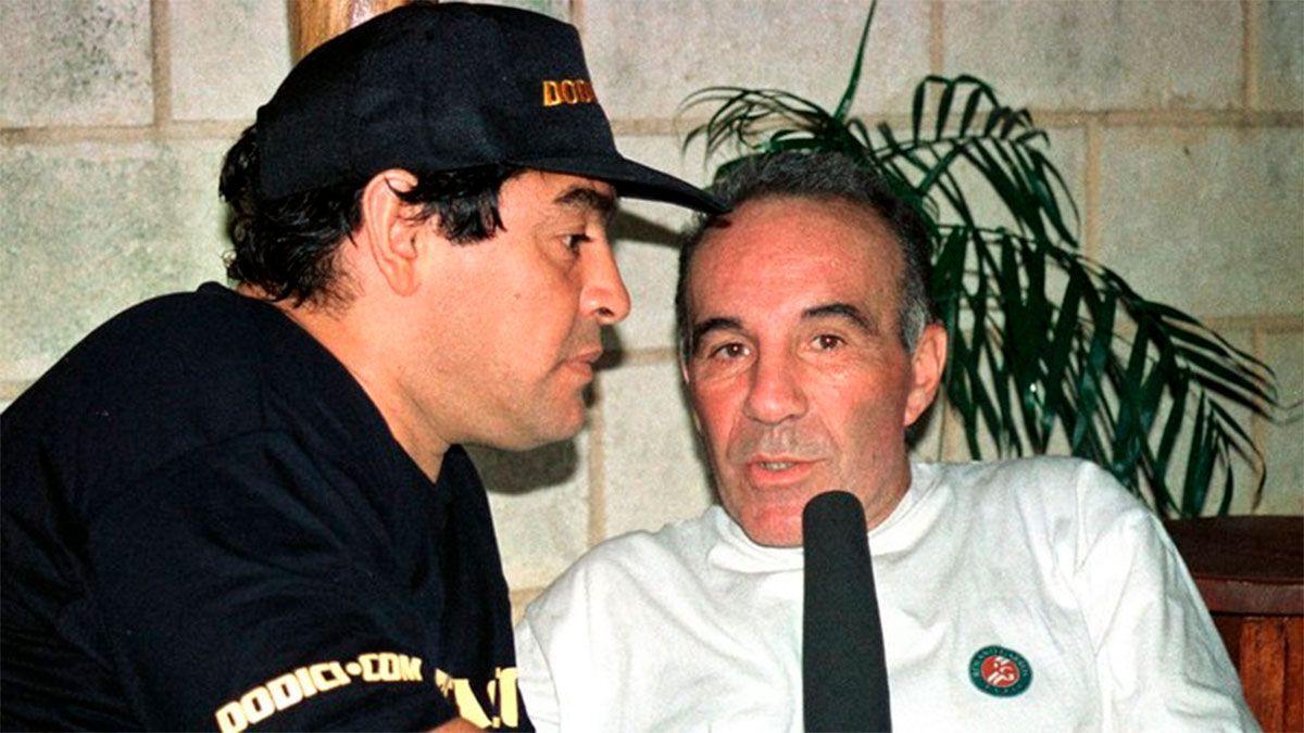 Maradona: la dura sentencia del doctor Alfredo Cahe