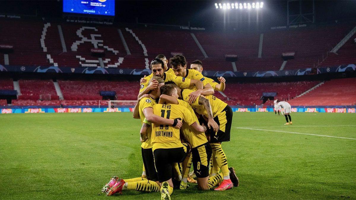 Champions: ganaron Porto y el Dortmund en la ida de octavos