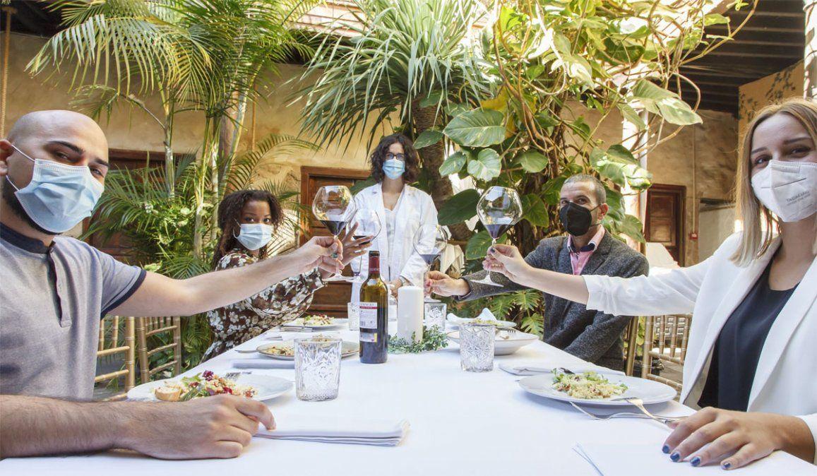 Navidad en pandemia: cómo evitar contagiarse de coronavirus