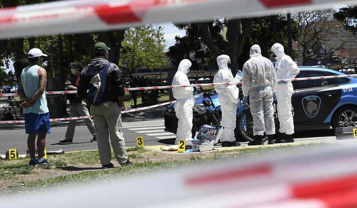 Asesinato del ciclista armenio. El menor acusado es inimputable.