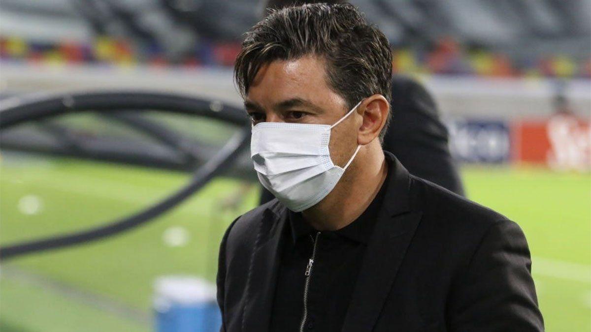 River presentó la lista para la Libertadores con sorpresas