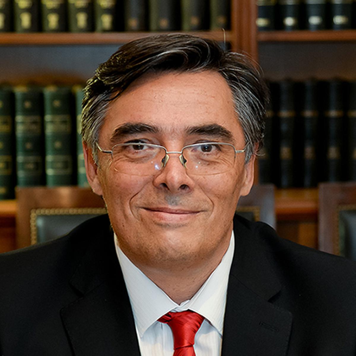 Alejandro Waldo Piña, juez federal de sentencia.