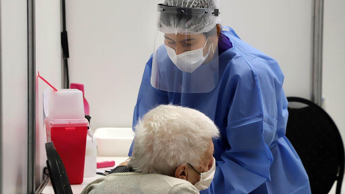 5.5 millones de vacunas contra el coronavirus fueron aplicadas