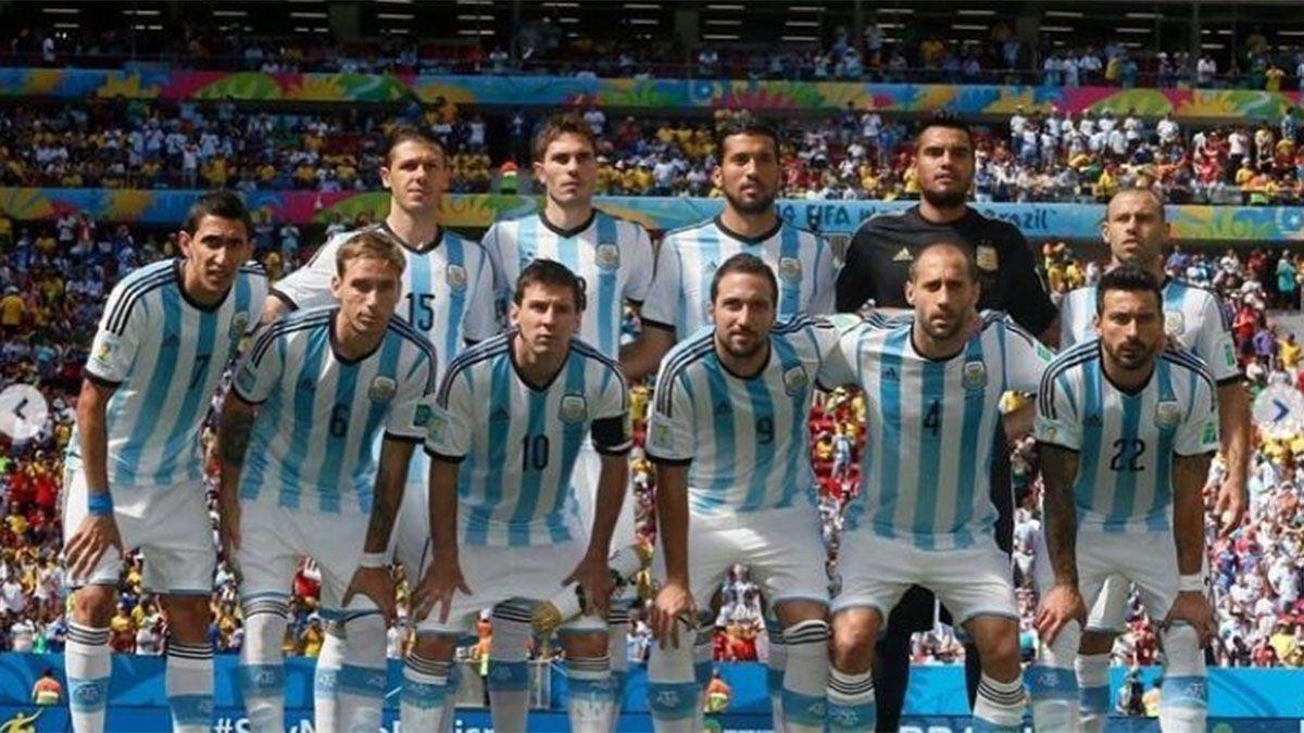 José María Basanta fue subcampeón del mundo con la Selección Argentina.