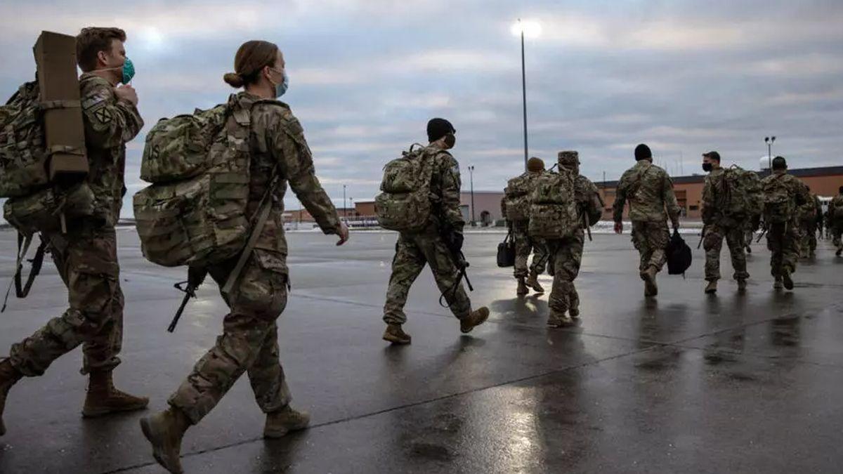 Miles de soldados de Estados Unidos y la OTAN están apostados en Afganistán desde hace más de 20 años.