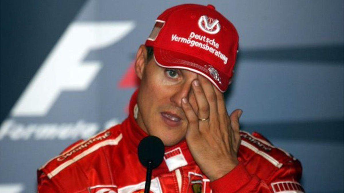 Novedades sobre la salud de Michael Schumacher: Sigue luchando