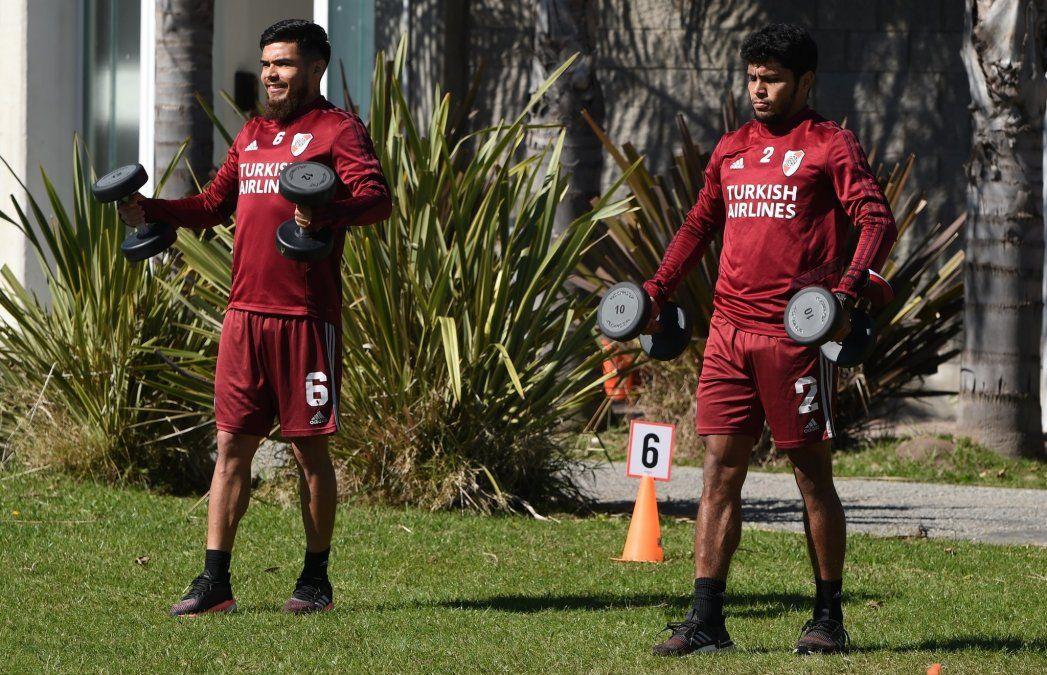 River irá a San Pablo con una duda en el equipo