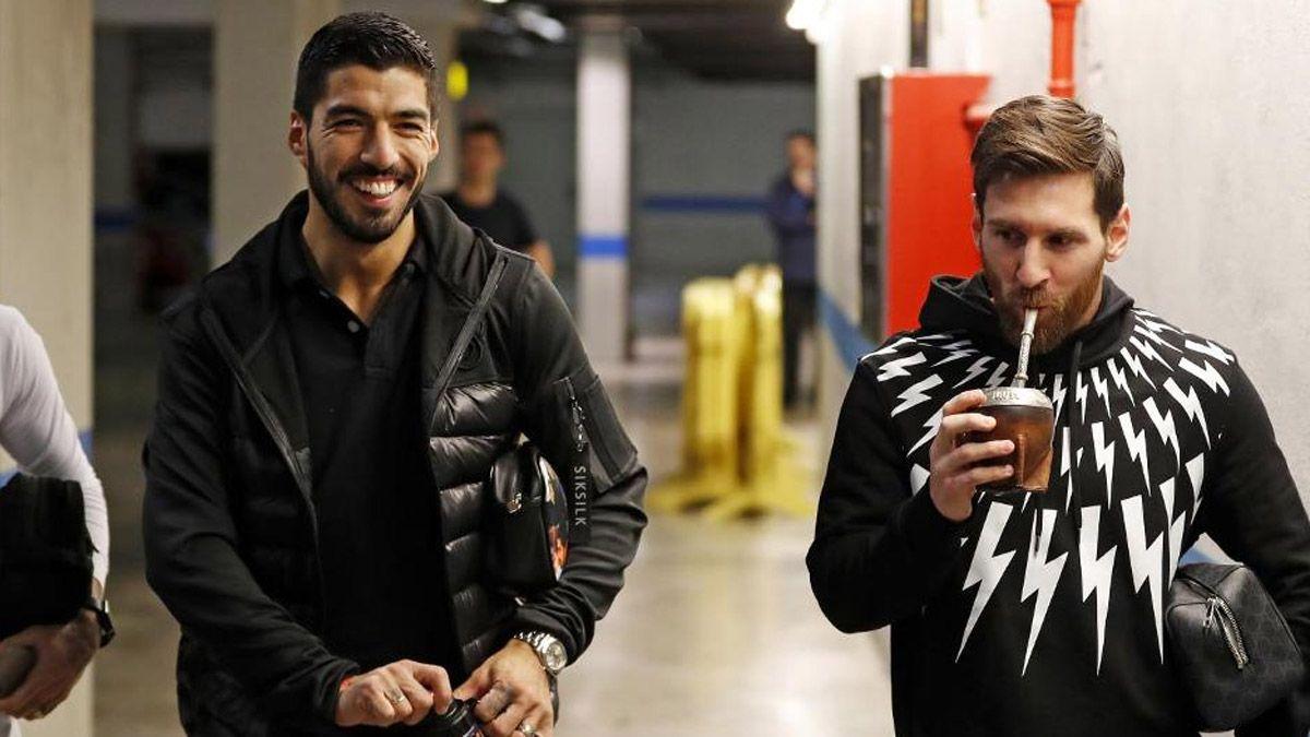 Messi y un comunicado sobre su versión con el Barcelona