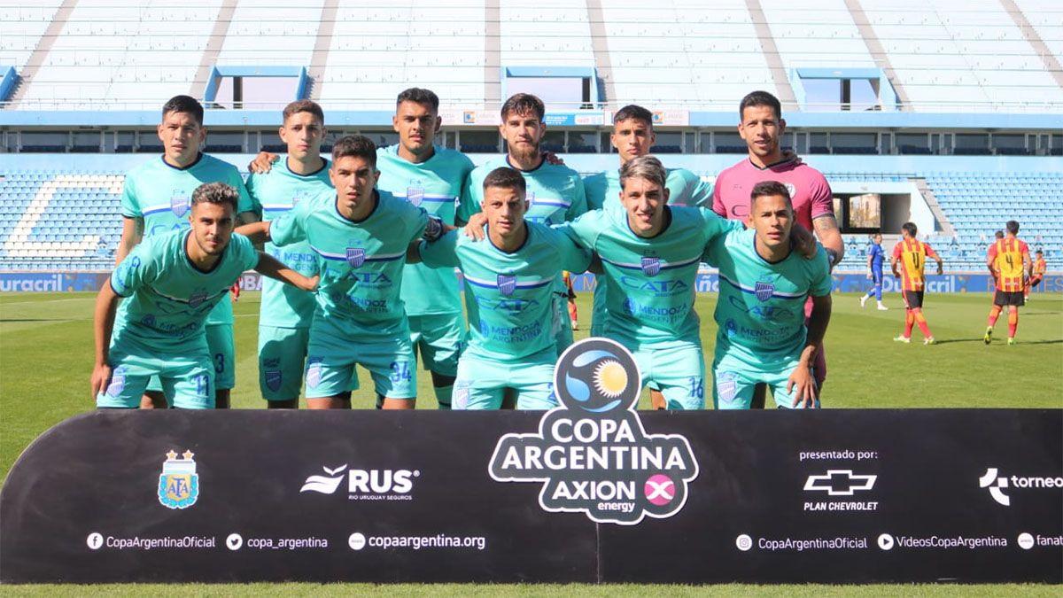 Godoy Cruz sacó pasaje a los octavos de la Copa Argentina