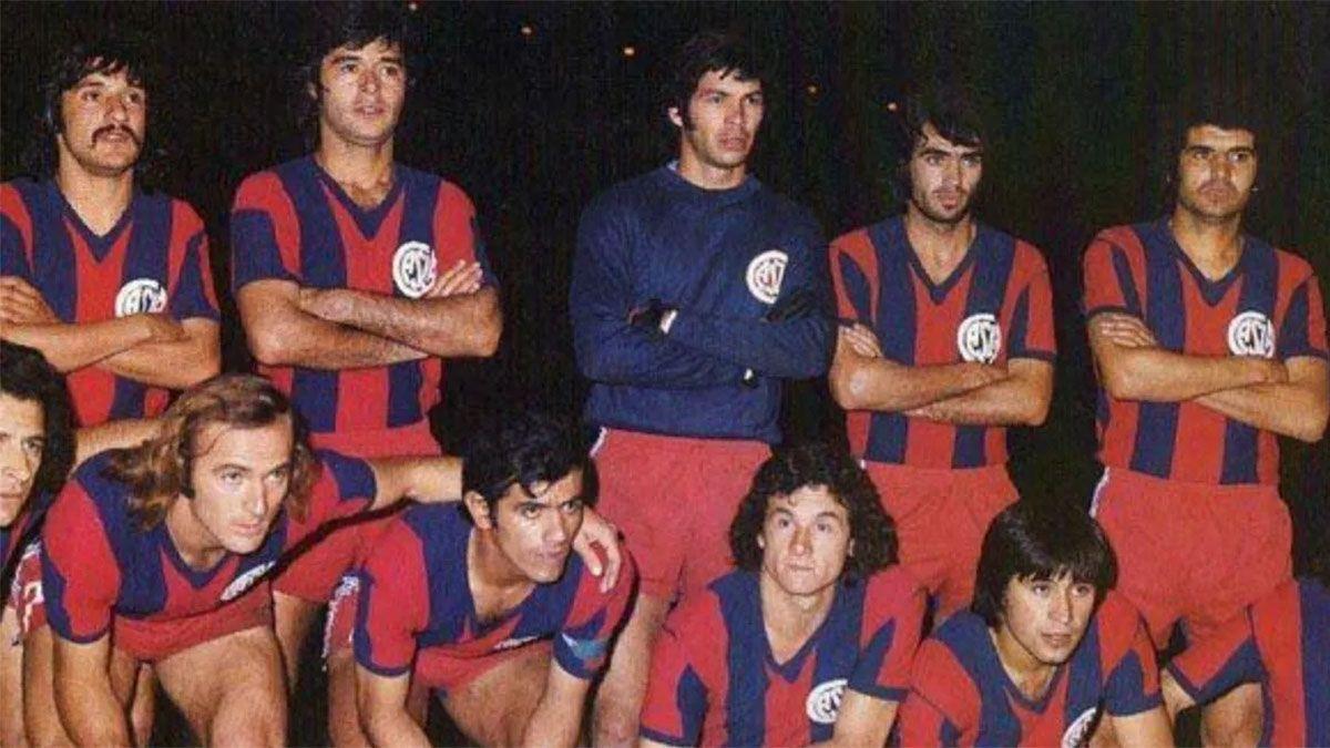 Murió Enrique Chazarreta, campeón con San Lorenzo en la década del 70