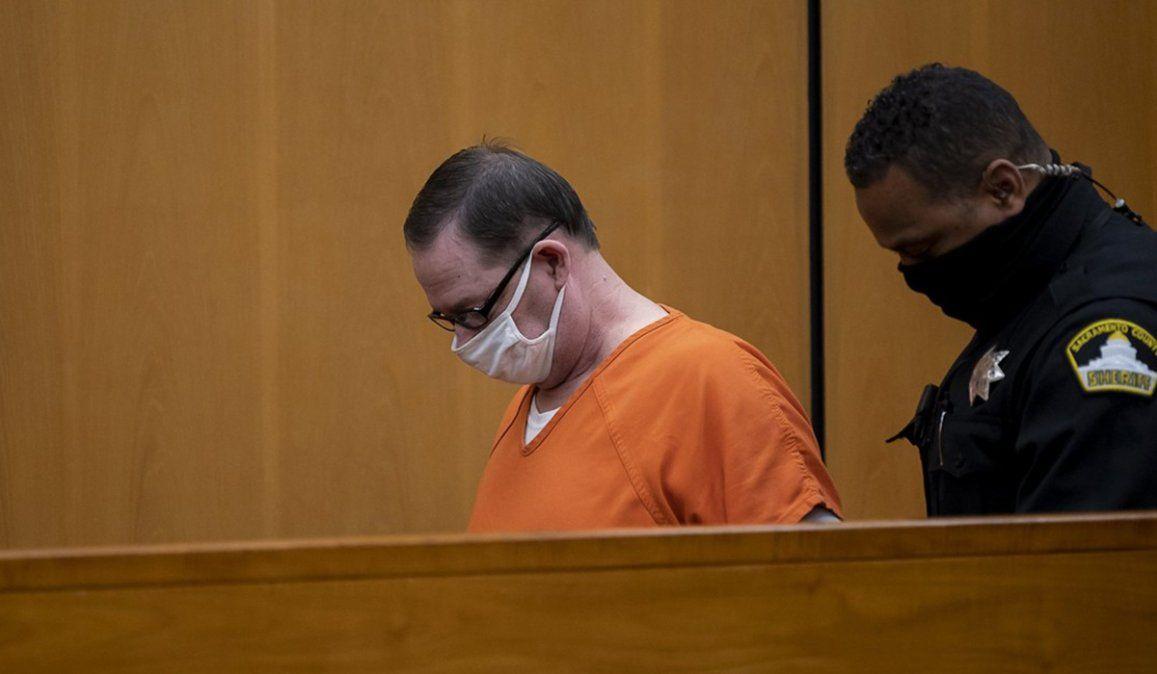 El hombre fue acusado de 10 secuestros y violaciones en distintas zonas de California y fue condenado a 897 años de prisión