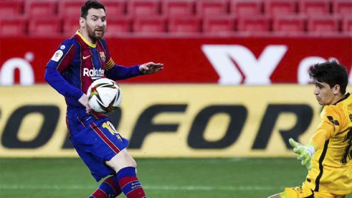 Más problemas para Barcelona: perdió con Sevilla