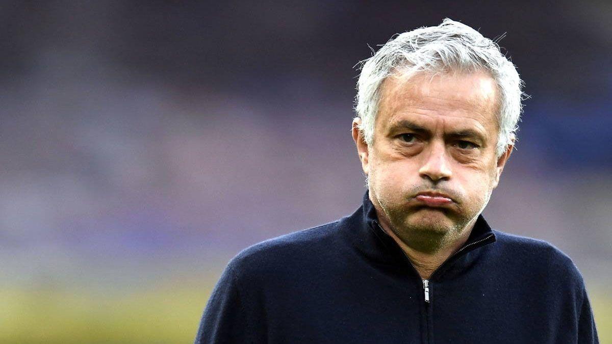 Mourinho y una noticia que dejó a todos helados