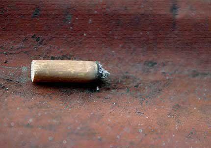 El tabaco causa 40 mil muertes al año