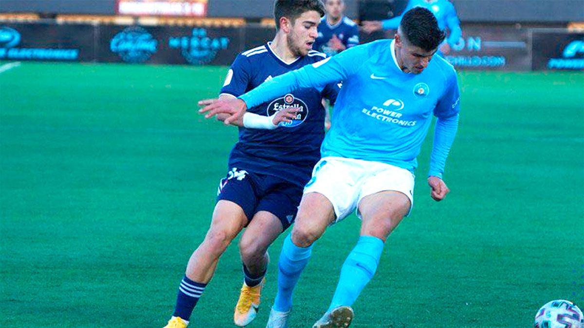 Coudet sufrió una histórica eliminación con el Celta de Vigo