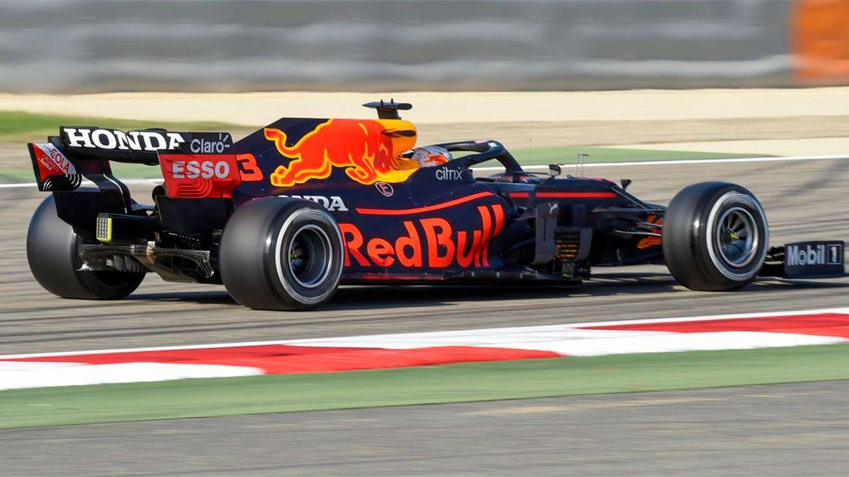 Verstappen fue el más rápido en el último día de ensayos
