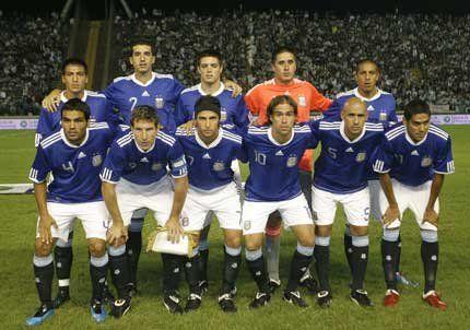 Argentina venció a Jamaica gracias a un gol de Ignacio Canuto