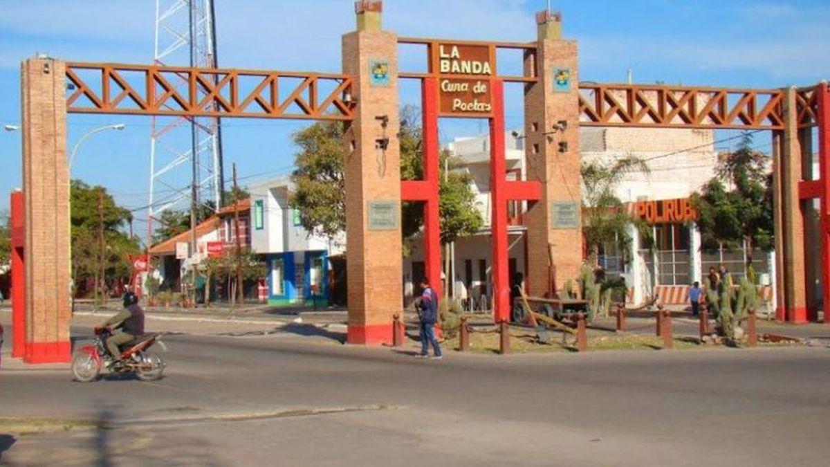 En la ciudad de La Banda