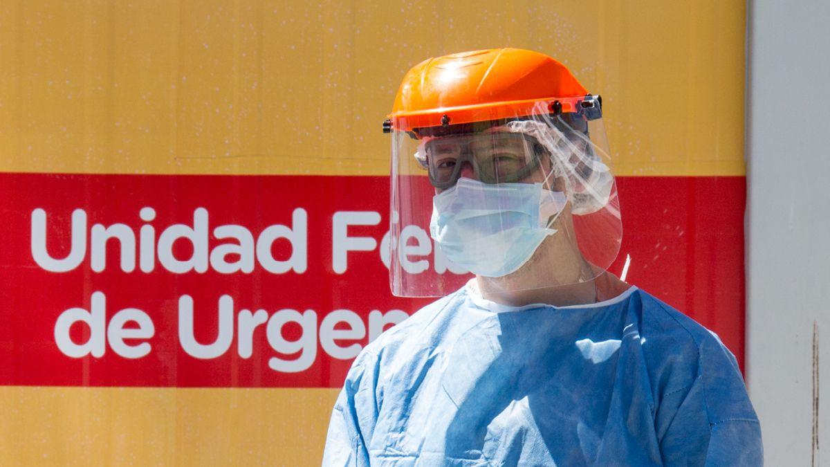 Ya suman 55.092 las víctimas fatales por coronavirus en Argentina.