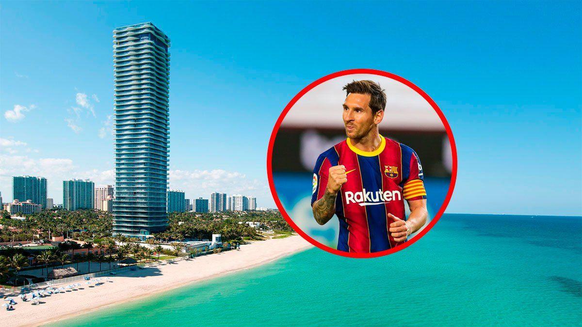 La familia de Messi hizo una importante inversión en Miami