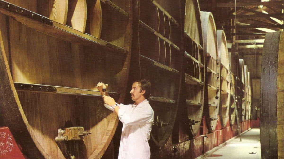 Vinos Sasetru. La mega empresa alimenticia tenía muchas propiedades en la zona Cuyo