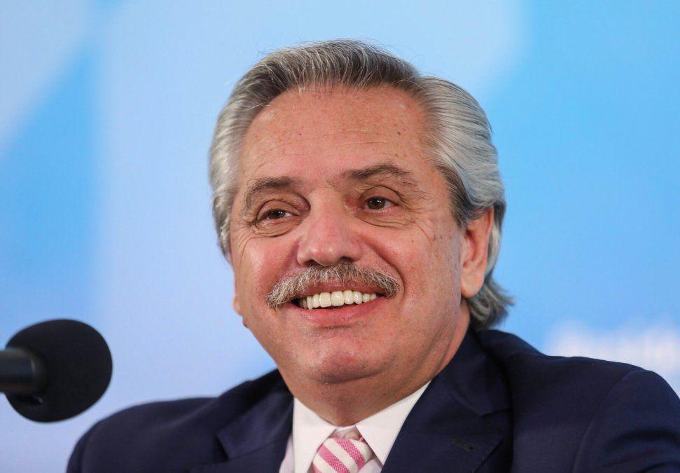 Alberto Fernández tenía prevista una visita a Mendoza para este lunes.