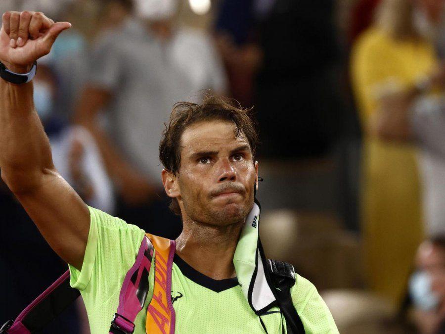 Rafael Nadal estará fuera de las canchas al menos hasta 2022.